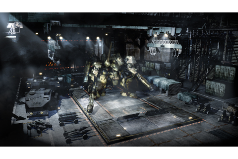 Armored Core V will be a fully online game, says From ...