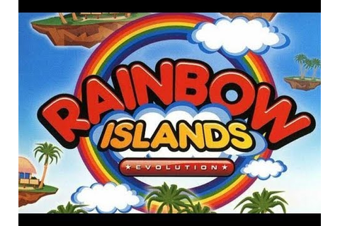 CGRundertow RAINBOW ISLANDS EVOLUTION for PSP Video Game ...