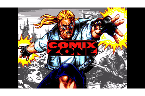 Comix zone Page 2-1 - Feed My Disease (Music Remake) - YouTube