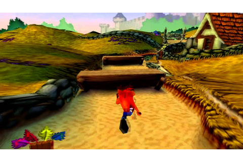 Crash Bandicoot 3 Warped HD - Gameplay Livello 1° - YouTube