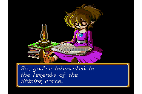Shining Force CD (1994) by Sega Mega-CD game