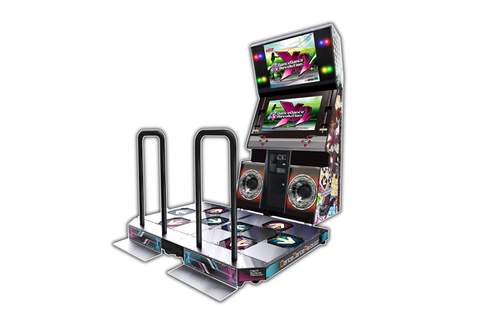 DANCE DANCE REVOLUTION X2 DDRX2 Video Games Konami