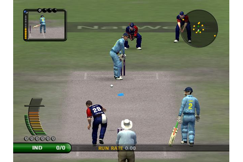 EA Sports Cricket 07 Game - PC Full Version Free Download
