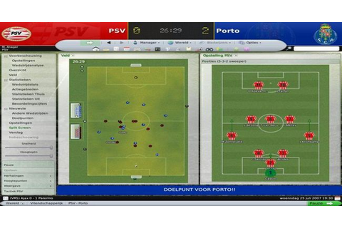 Football Manager 2008 - Free Download PC Game (Full Version)