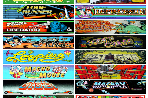 Play 900 classic arcade games in your web browser, right ...
