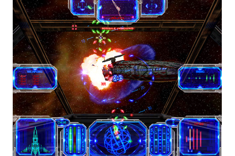 Star Wraith IV: Reviction Screenshots | GameWatcher