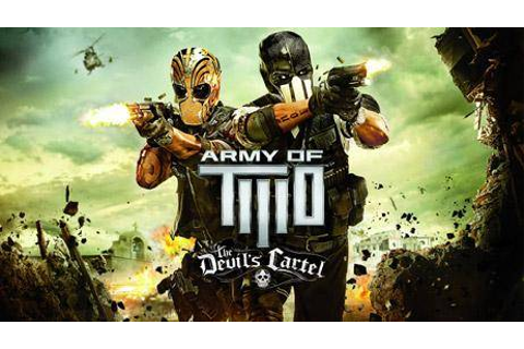 Acheter Army of Two : Le Cartel du Diable clé CD ...
