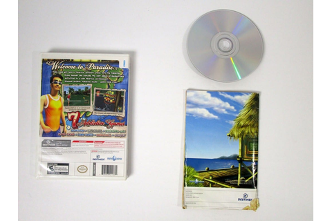 Summer Sports Paradise Island game for Wii (Complete ...