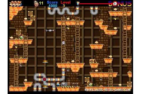 Download Chuckie Egg & Play Free | Classic Retro Games