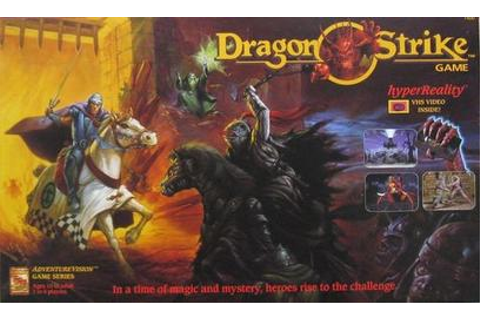 DragonStrike (board game) - Wikipedia