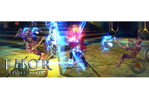 Download the Thor: Son of Asgard Game | Marvel Heroes ...