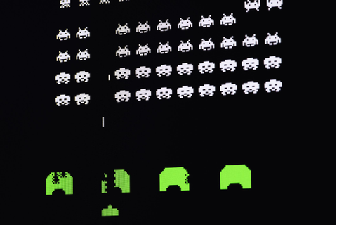 Space Invaders – The Alien Shooter for Atari 2600