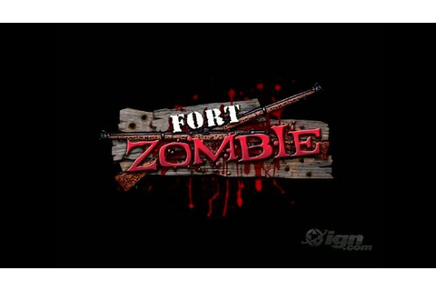 Fort Zombie - Gameplay Trailer - IGN Video