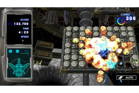 Star Soldier R (WiiWare) Screenshots