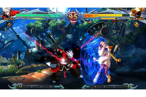 BlazBlue: Chrono Phantasma Extend for PC launches March 2 ...