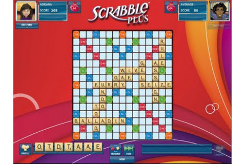 How to Play Scrabble against Computer for PC, Mac, iPad ...