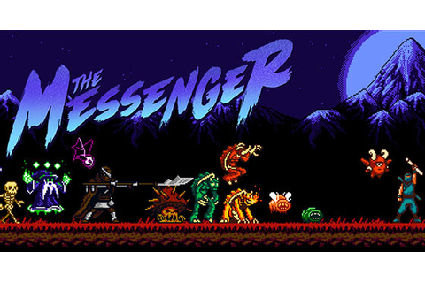 """The Messenger"" is coming to PC and console this year - TGG"