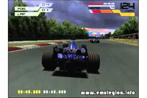 5M: Formula One 2001 (PS1) - YouTube