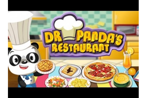 Dr. Panda Restaurant Trailer - Cooking Game for Kids - YouTube