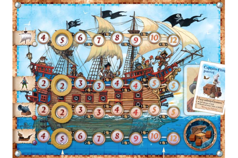"Yarr! Five piratical board games to celebrate ""Talk Like a ..."