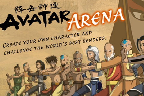 Avatar Arena Game - Avatar The Last Airbender games ...