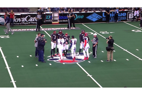 AFL Week 4 Full Game: Valor @ Gladiators | Arena Football ...