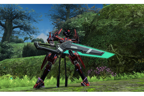 Phantasy Star Online 2 Coming to PS4 2016