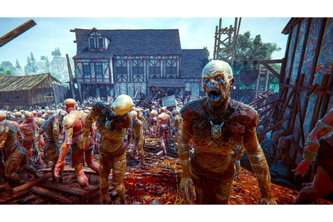 THE BLACK MASSES - Official Trailer (New Open World Zombie ...