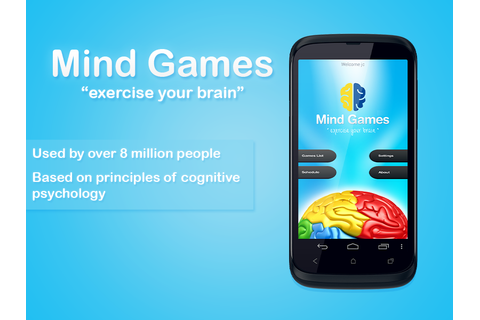 Mind Games - Android Apps on Google Play