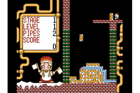 Gorby no Pipeline Daisakusen Famicom - YouTube