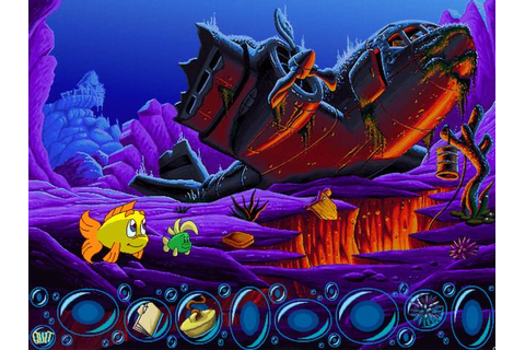 Freddi Fish 3: The Case of the Stolen Conch Shell Steam CD ...