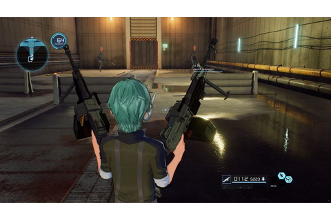 Sword Art Online: Fatal Bullet Review (Xbox One) | Hey ...