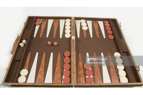 Backgammon Board Game Stock Photo | Getty Images