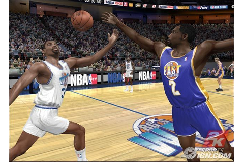 NBA 2K6 PS2 ISO Download