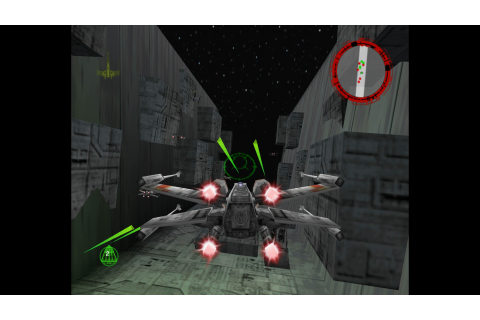 Download STAR WARS: Rogue Squadron 3D Full PC Game