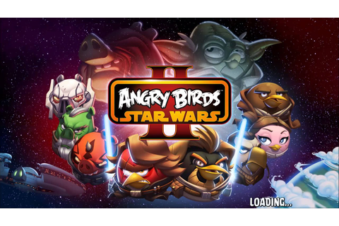 Angry Birds Star Wars 2 - Dark Side Background Music (Duel ...