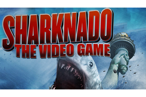 Sharknado: The Video Game: The Press Release - YouTube