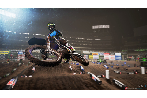 Monster Energy Supercross: The Official Videogame - Game ...