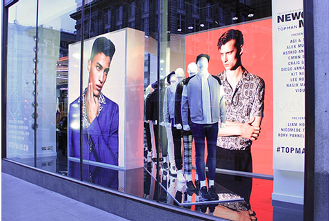 Retail Digital Signage - LED Screen Hire & AV Solutions ...