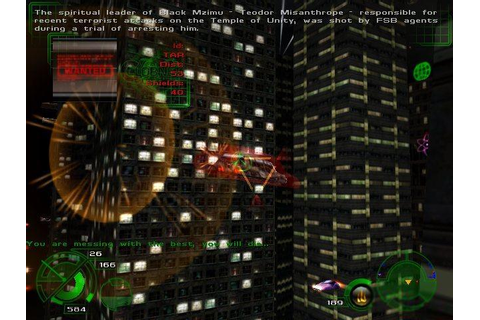 Crime Cities Download (2000 Arcade action Game)
