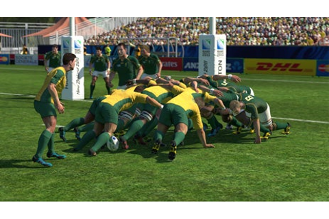 Rugby World Cup 2011 Review - IGN