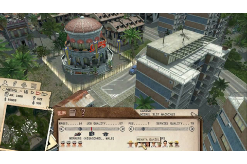 Tropico 3 - Game Play HD - YouTube
