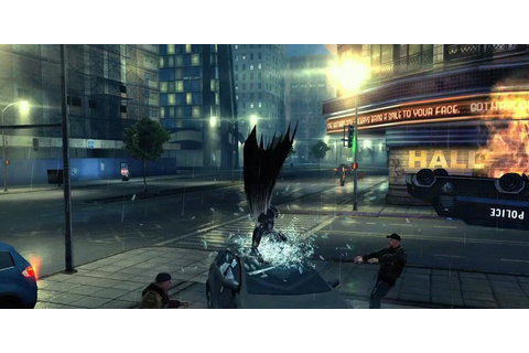 Gaming: The Dark Knight Rises game