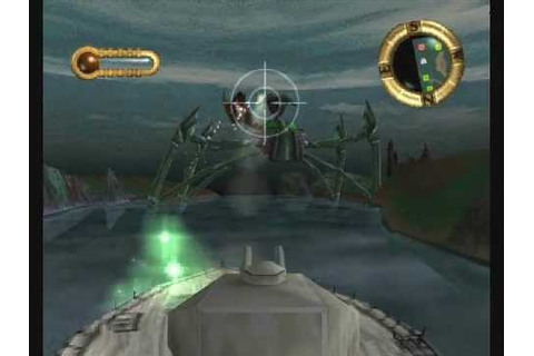 Jeff Wayne's The War of the Worlds PSone game - COME ON ...