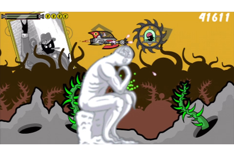 Ace Armstrong Vs The Alien Scumbags PSP Minis 08 - Vita ...