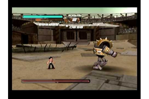 Astro Boy The Video Game PS2 - Arena - YouTube