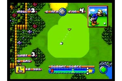 TV Disney Golf Play Disney Golf games directly on your ...