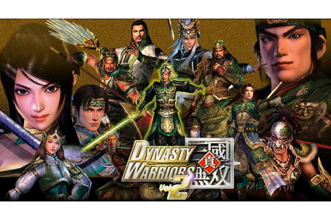 Game Dynasty Warriors Vol. 2 – PPSSPP – PSP emulator