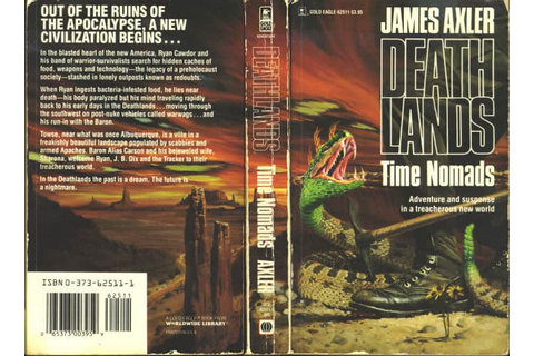 Time Nomads - James Axler