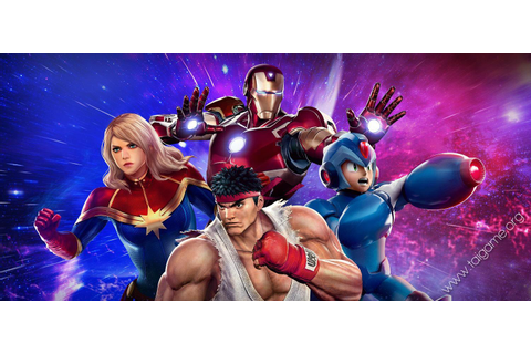 Marvel vs. Capcom: Infinite - Deluxe Edition - Download ...